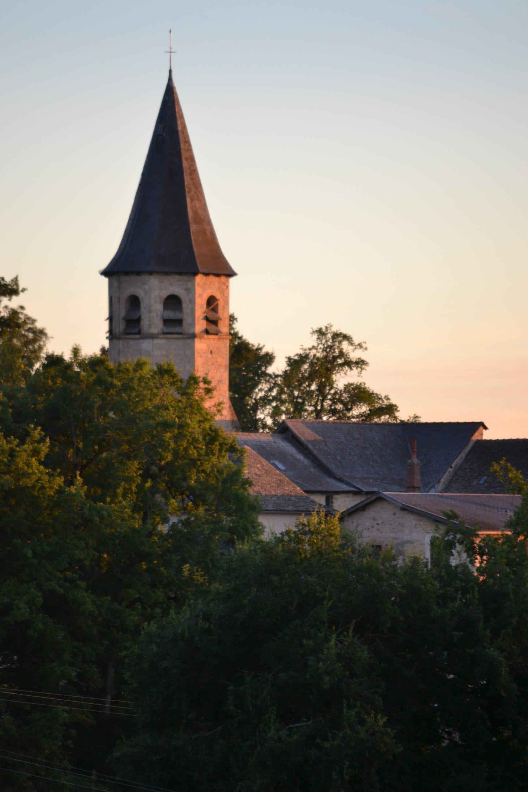 Eglise Lugan